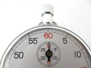 60 second